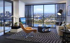 Panoramic window room interior wide wallpapers and HD wallpapers