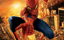 Spider-Man 2 movie wide wallpapers
