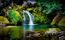 Waterfall wide wallpapers and HD wallpapers