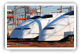 Japan High Speed Trains