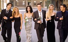 Friends TV series wide wallpapers and HD wallpapers