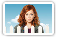 Suburgatory tv series wide wallpapers
