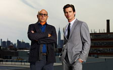 White Collar TV series wide wallpapers and HD wallpapers